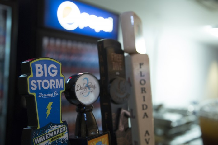 Centerplate adds new local craft beers to the Tampa Bay Rays' food line-up