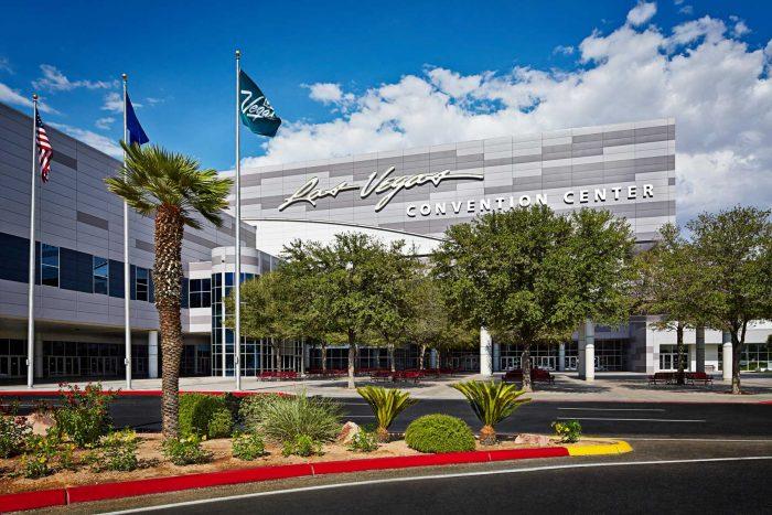 The Las Vegas Convention Center